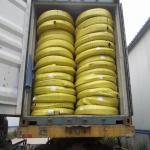 SAE100 R2 AT/ EN853 2SN wire braid hydraulic rubber hose high pressure oil hose