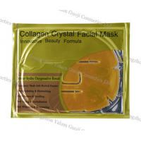 Wholesale 24k Gold Facial Mask Anti Wrinkle With Deep Sea Fish Collagen For Beauty Moisturized from china suppliers