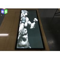 Wholesale Backlit Poster Frame Magnetic Light Box Ultra Slim With 881 MM X 634 MM from china suppliers