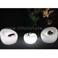 Wholesale Outdoor Bar Chair And Table , Party Glowing Bar Furniture Sets from china suppliers