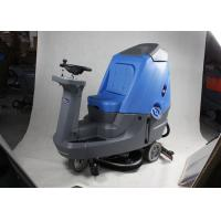 Wholesale Dycon D9  Blue Grey Big Tank Ride On Drving Floor Scrubber Dryer Machine from china suppliers