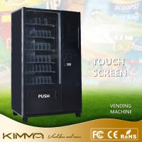 Wholesale Touch Screen Waiting Room Healthy Snack And Drink Vending Machine Drinks Center KVM-G654T26 from china suppliers