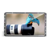 Wholesale Small Open Frame LCD Display Advertising Digital Signage With Motion Sensor / Buttons from china suppliers