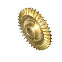 Wholesale OEM brass copper pump impeller , sand casting vane wheel impeller  ASTM , GB , DIN , EN from china suppliers