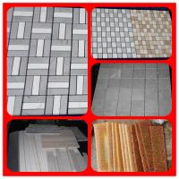 Quality Single Shaft Full Automatic Continuous Mosaic Marble Tiles Cutting Machine for sale
