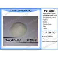 Wholesale White Steroid Raw Powder Male Gain Muscle Burning Fat Oxandrolone Anavar Oral Steroid 53-39-4 from china suppliers