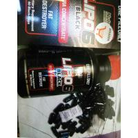 Buy cheap Lipo 6 Ultra Concentrate Fat loss black capsule best lose weight capsule from wholesalers