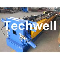 "Wholesale 3"" * 4"" Rectangular Rainspout Roll Forming Machine for Rainwater Downpipe, Water Pipe from china suppliers"
