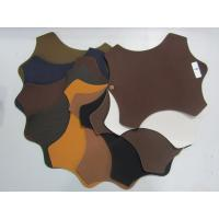 Wholesale Genuine Real Textured Leather Fabric 50000 Times Abrasion Resistant from china suppliers
