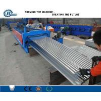 Wholesale Aluminium Profile Corrugated Roll Forming Machine High Speed For Construction from china suppliers