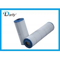 Buy cheap Pleated 5 Micron Water Filter Replacements Cartridge Filter with Cellulose Filter Media from wholesalers