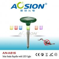 Wholesale Garden Solar Snakes Repellent With LED Light from china suppliers