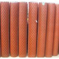 Wholesale PVC Dipping Expanded Metal Mesh , Anti - Skidding PVC Coated Wire Mesh from china suppliers