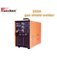 Wholesale small carbon mig arc welder MIG200Y digital single phase plastic thermal from china suppliers