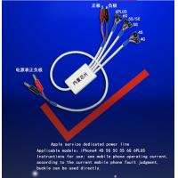 Quality iPhone 4 4S 5 5S 6 6 Plus power repair cable power line apple dedicated power cable for sale