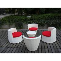 Wholesale All Weather PE Rattan Obelisk Chair For Office / Patio Leisure from china suppliers