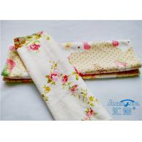 Wholesale Household Microfiber Printed Kitchen Cleaning Cloth / Microfiber Towels from china suppliers
