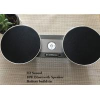 Wholesale Metal Stereo Waterproof Bluetooth Speaker With Audio Output Remote Control from china suppliers
