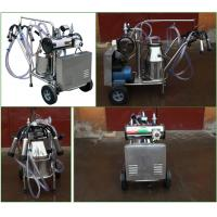 Wholesale stainless steel type milking machine equipment for cow and cattle from china suppliers