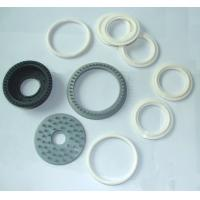 Wholesale Electronic Silicone Rubber Gasket 1mm Thickness , 82mm External Diameter from china suppliers