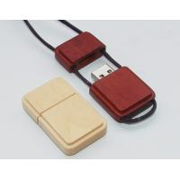 Wholesale 12MB/sec Write Speed Eco Friendly 2GB 4GB Lanyard Wooden Usb Flash Drive Storage Disk from china suppliers