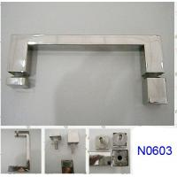 Wholesale SUS304 Polished Chrome shower handle / glass door handle N0603 from china suppliers