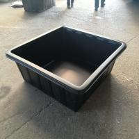 Wholesale 400L Durable Open Top Plastic Aquaculture tank made by food garde plastic from china suppliers