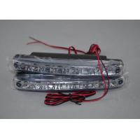 Wholesale 12V 24v universal led drl daytime running lights from china suppliers