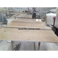 Buy cheap G682,Sunset gold,Rusty yellow granite Kitchen Countertops,Natural stone countertops from wholesalers