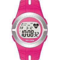 Wholesale Men's Heart Rate Monitor Watches Women Round Sporty Watches With Calories Calculation 10atm Water Proof from china suppliers