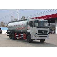 Wholesale Dongfeng Tianlong 6*4 32.6cbm bulk cement powder truck CLW5251GFLD4 from china suppliers