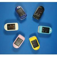 Wholesale Mini Medical Finger Tip Pulse Oximeters Low - voltage Indication AH - 50DL from china suppliers