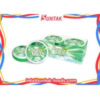 Wholesale Round Box Sugar Free Mint Candy For Diabetics , Low Calorie Hard Candy Long Lasting Cooling from china suppliers