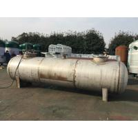 Wholesale Underground Heating Oil  Fuel Container Tanks , Underground Gasoline Storage Tanks from china suppliers
