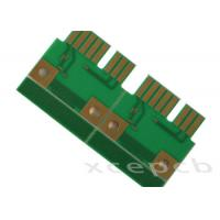Wholesale High frequency hasl bare pcb Board For Electronics , FR - 4 / High TG / Rogers Material from china suppliers