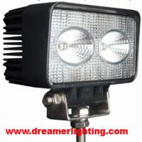 Buy cheap 20W IP68 water-proof LED work light from wholesalers