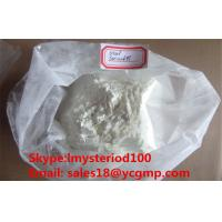 Wholesale Turinabol / 4-Chlorodehydromethyl Testosterone Powder Source Anti-estrogen and Anti Aging 2446-23-3 from china suppliers