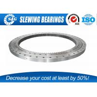 Wholesale Radial Load Industrial Turntable Bearings , Koyo Water Pump Bearings from china suppliers