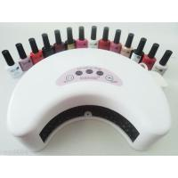 Buy cheap Less Than 12W LED Nail UV Lamp With ROHS Certificate, LED Base Gel from wholesalers