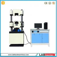 Wholesale 600KN Hydraulic Tensile Testing Machine / Digital Universal Testing Machine from china suppliers