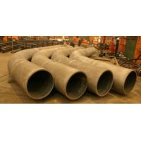 Quality ASTM  A860 WPHY70 buttwelding steel pipe bend for sale