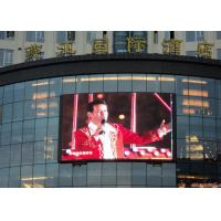 Wholesale High Brightness RGB Outdoor LED Billboard Advertising , Video LED Panel P6 / P8 / P10 from china suppliers