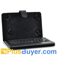 Wholesale Universal Bluetooth 3.0 Wireless Qwerty Keyboard Case - For 7 to 8 Inch Tablets from china suppliers
