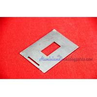 Wholesale Aluminum 5052 Metal Stamping Process Frame with Silver Anodize from china suppliers