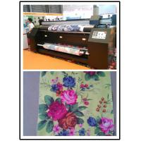 Wholesale Flag Curtain Pop Up Printer Digital Textile Printing Machine 22 Sqm / H In 4 Pass from china suppliers
