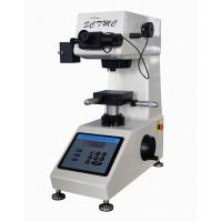 Wholesale CE Digital Display Micro Vickers Hardness Tester with Eyepiece Input Button from china suppliers