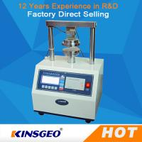 Wholesale 2000N Package Testing Equipment Edge Crush Test Machine 0.01kg Accuracy from china suppliers