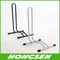 Wholesale L shaped mountain bike parking Round feet bracket/rack from china suppliers