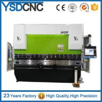 Buy cheap China machinery WE67K cnc synchronous press brakes with CE cnc hydraulic press brake for sale from wholesalers
