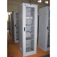 Quality SK-28-2/IP-55/ galvanized steel/ outdoor telecom cabinet with heat exchanger for sale